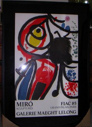 Joan Miro -