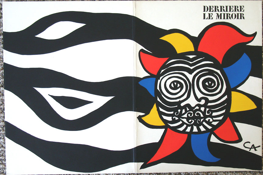 Alexander Calder DLM 156
