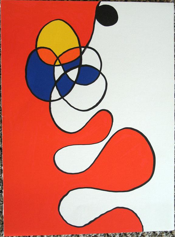 Alexander Calder DLM 173