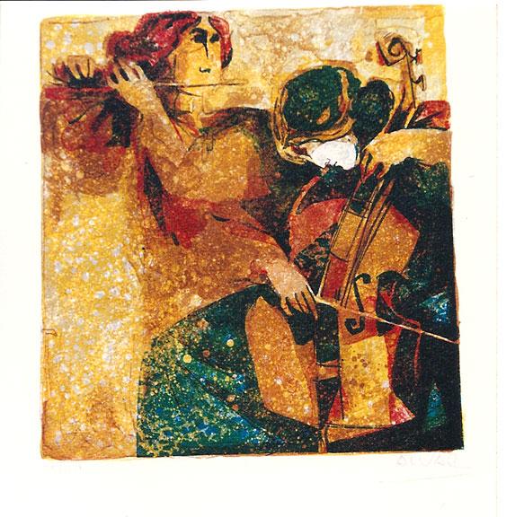 Musicians Suite of Six (4)