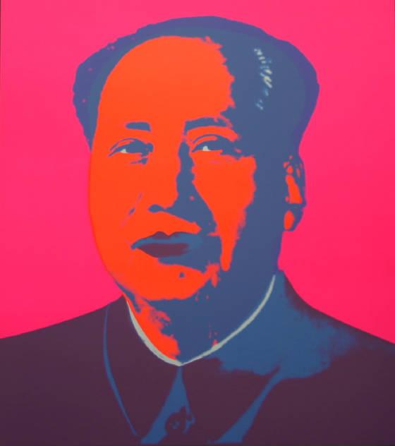 Mao, Pink