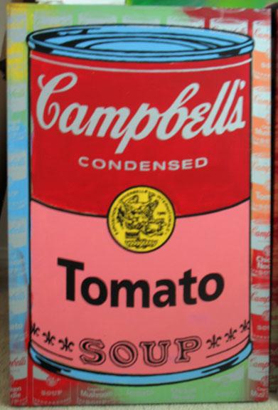 Soup Can - Tomato Soup