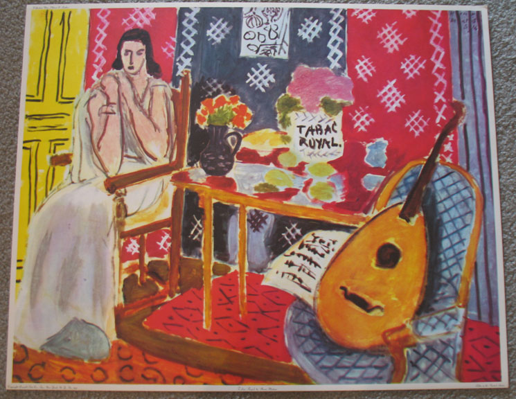 Henri Matisse Royal Tubac