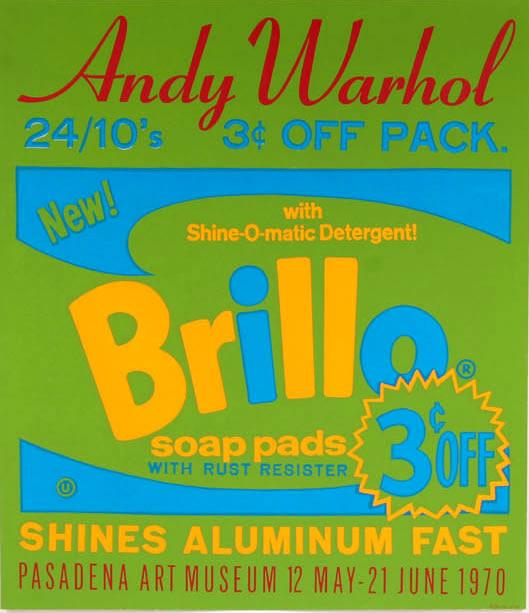 Brillo Soap Pads 1970