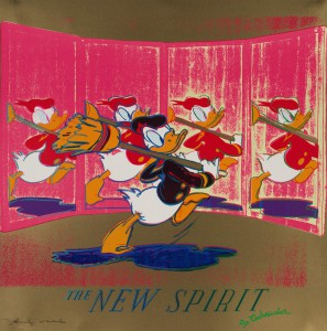 Andy Warhol, New Spirit