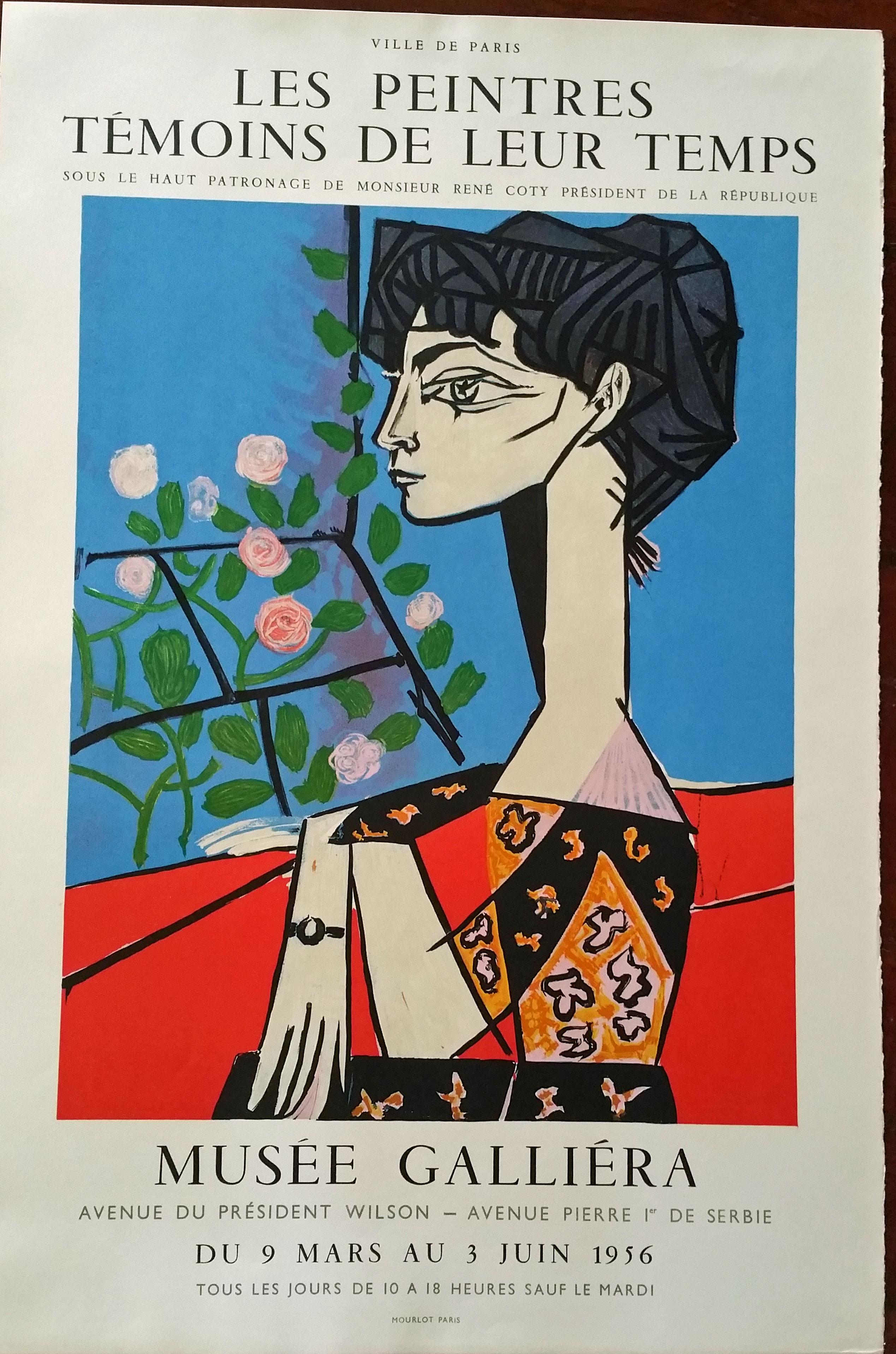 Jacqueline, 1956