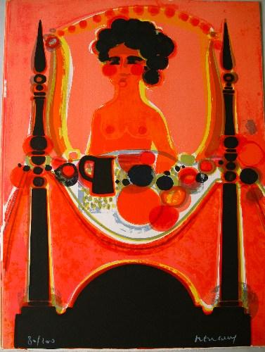 Frederic Menguy ''Dejeuner''