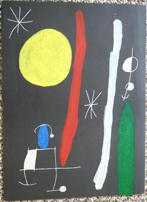 Joan Miro-  Derriere Le Miroir 164-165