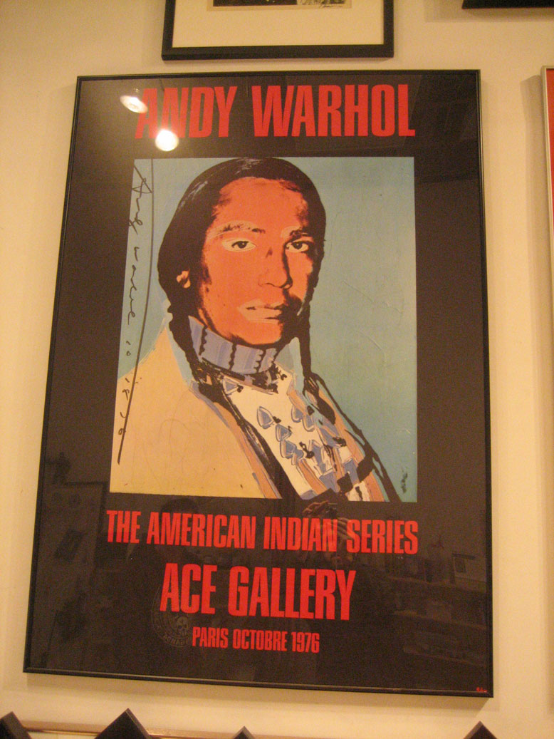 American Indian Series Poster