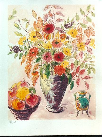 Bouquet D'Automn