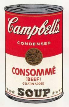 Consomme' Soup