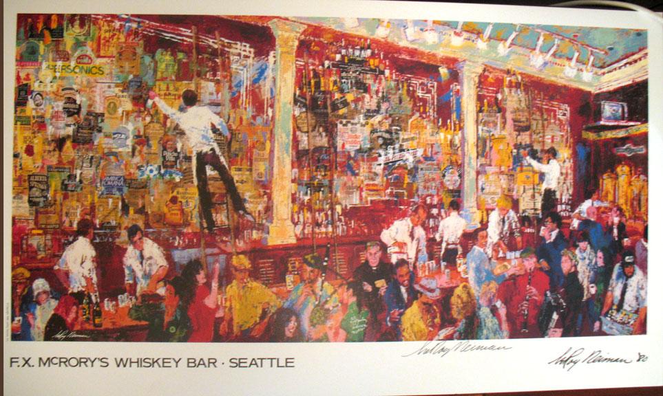 McRory's Whiskey Bar