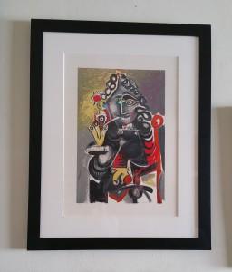 Picasso, Pablo, The Muskateer, 1968