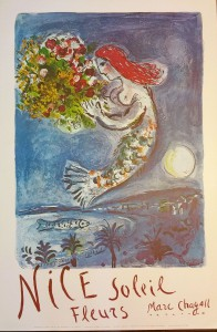 Marc Chagall, Nice Soleil